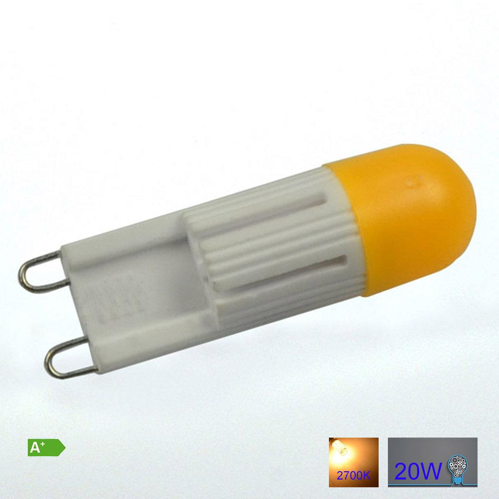 Green power led4tu9l led lampe mit sockel g9 deliver light led4tu9l green power led lampe g9 parisarafo Images