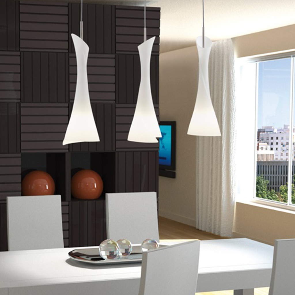richtige beleuchtung f r ein gem tliches esszimmer deliver light. Black Bedroom Furniture Sets. Home Design Ideas
