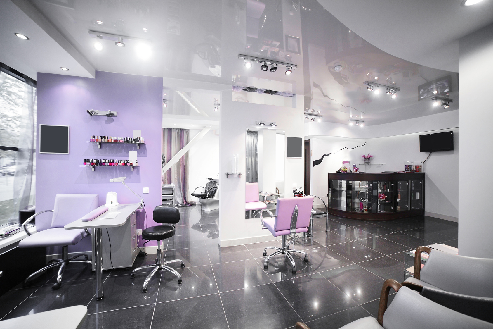 high end hair salon logos - photo #45