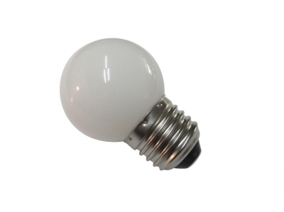 BIOLEDEX® LED Birne E27 Warmweiss 0,8W 50 Lumen