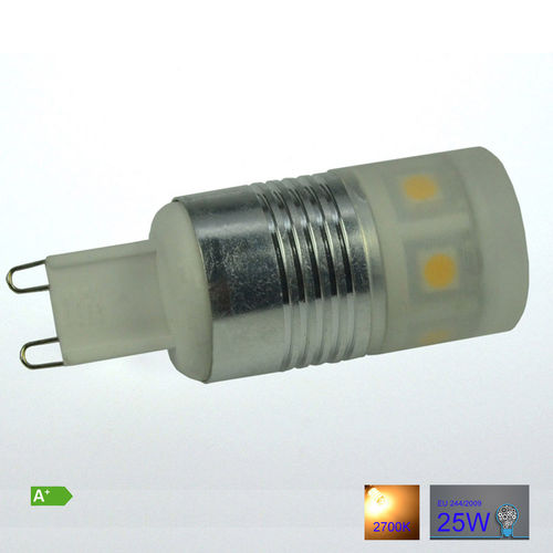 Green Power LED11Tu9L - LED Lampe Sockel G9