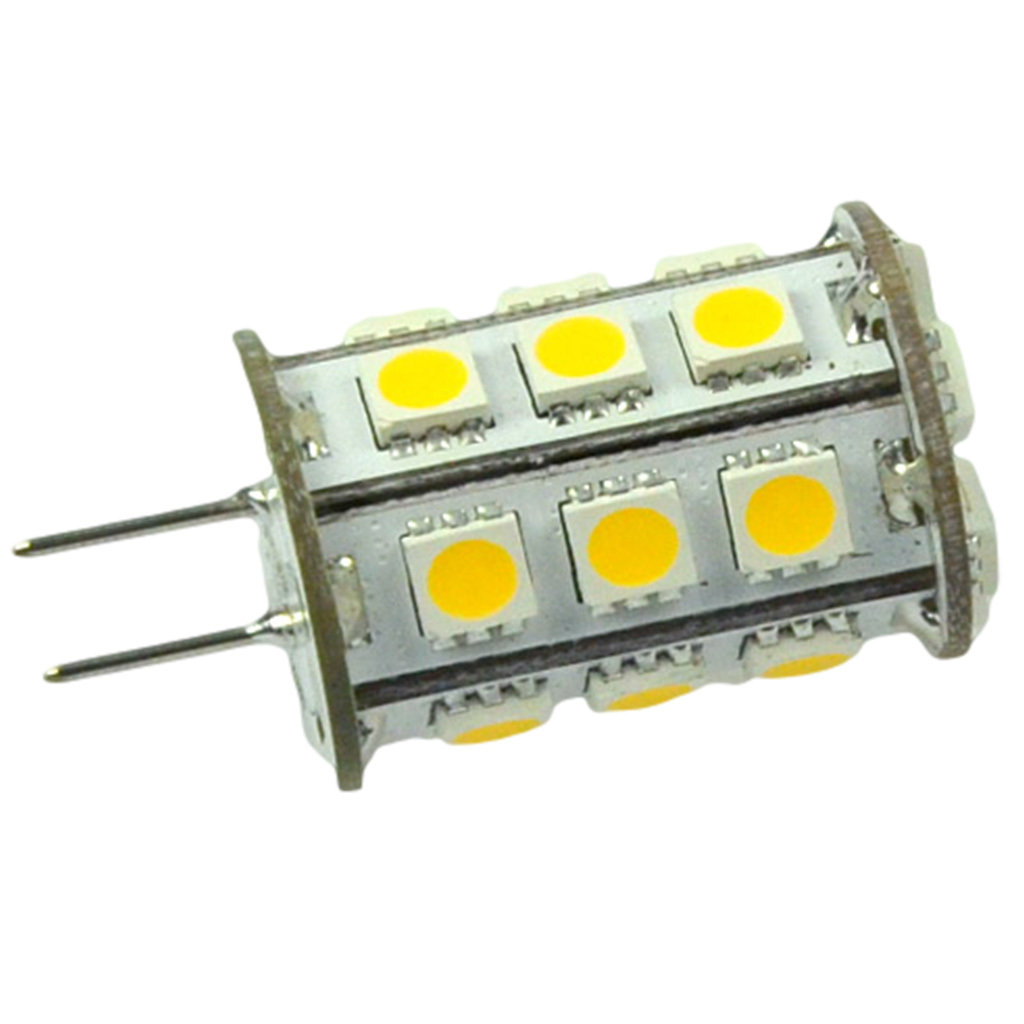 Green Power LED24STG6LKW - LED Lampe mit Stiftsockel GY6.35 12V